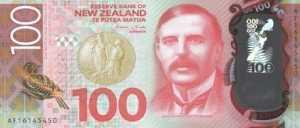 Dólar Neozelandês-NZD