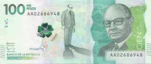 Peso Colombiano-COP